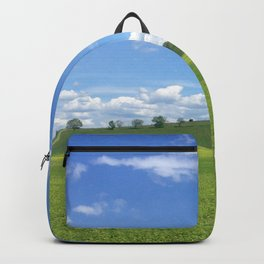 Green va Backpack