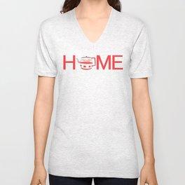Home Unisex V-Neck