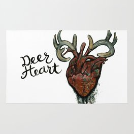 Deer Heart Rug
