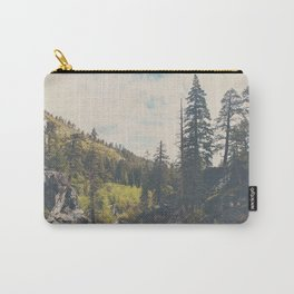 into the wild ...  Carry-All Pouch