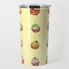 cup cake time! Travel Mug