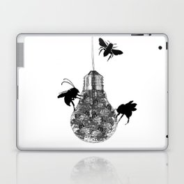 """Brix and Bailey """"Light Me Up"""" Laptop & iPad Skin"""