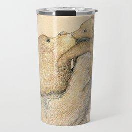 Bear Smooches Travel Mug