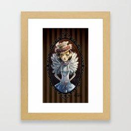 Retrò style Framed Art Print
