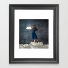 Cherish your Dreams Framed Art Print