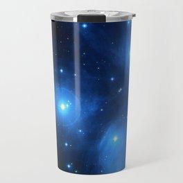 "The Pleiades (""The Seven Sisters"") (NASA/ESA/Palomar Observatory) Travel Mug"