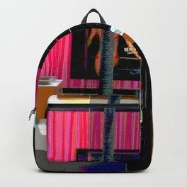 Interesting Juxtaposition Backpack