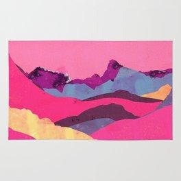 Candy Mountain Rug
