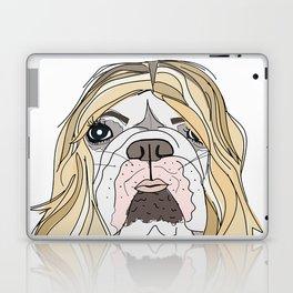 Celebrity Dogs-Khloe Pawdashian Laptop & iPad Skin