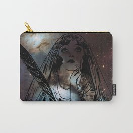 Galaxy Gypsy Writing a Letter to the Cosmos Carry-All Pouch