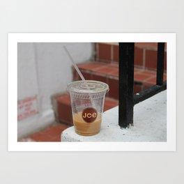 Cuppa Joe Art Print