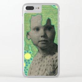 Una Piccola Fortuna 006 Clear iPhone Case