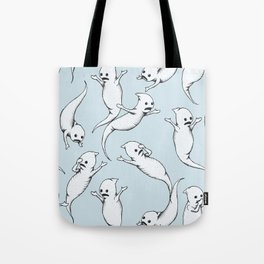 Lil' Ghosties Tote Bag