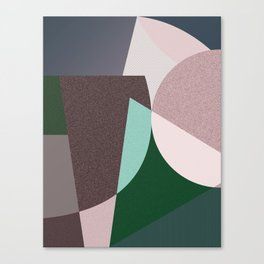 Abstract minimal Canvas Print