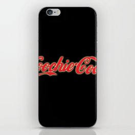 Drink Cola iPhone Skin