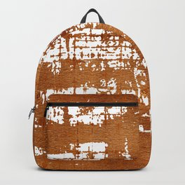 Bronze Abstract V Backpack