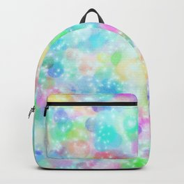 Rainbow Bubbles, Shining Stars and Color Magic Backpack