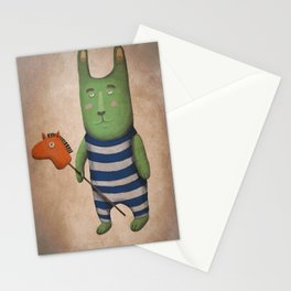 Horse ride  Stationery Cards