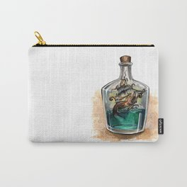 Ship in a bottle Carry-All Pouch