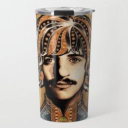 Boho Beatle ( Ringo ) Travel Mug