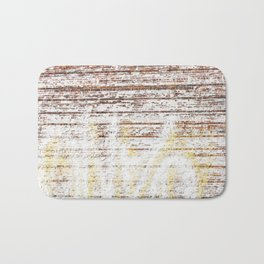 Brick Texture Bath Mat