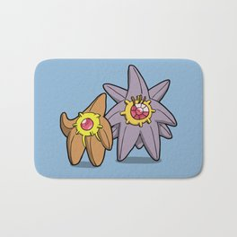 Pokémon - Number 120 & 121 Bath Mat
