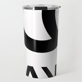 THE AVE by Fifth Avenue Sacks Travel Mug