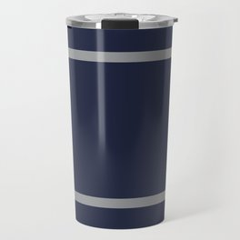 Ravenclaw Stripes Travel Mug