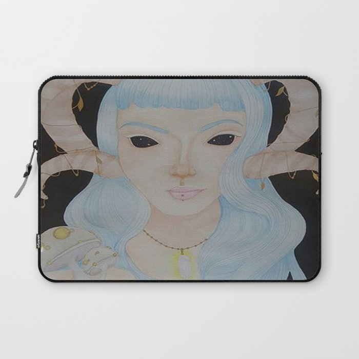 Psilocybe Laptop Sleeve