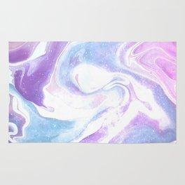 space marble Rug