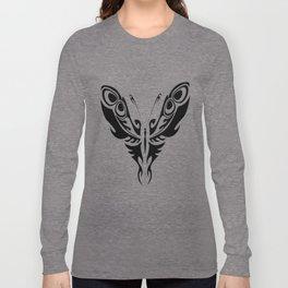 Stylized butterfly Long Sleeve T-shirt