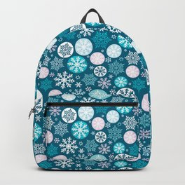 Magical snowflakes IV Backpack