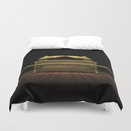 Ark of the Covenant Duvet Cover