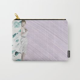 Let Sleeping Girls Tide Carry-All Pouch