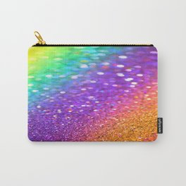 Partytime Rainbow Carry-All Pouch