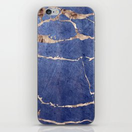 Scratched Suede Mouse iPhone Skin
