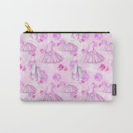 Ballerina #2 Carry-All Pouch