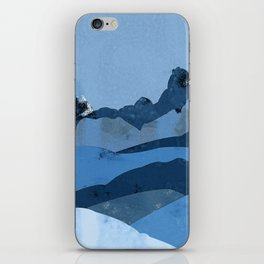 Mountain X iPhone Skin
