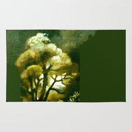 Spirit of the Tarairi Tree Rug
