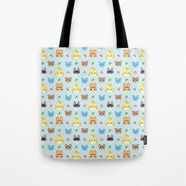 Animal Crossing - Blue Tote Bag
