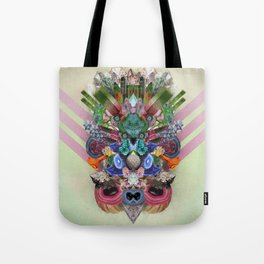 Abstract Gems  Tote Bag
