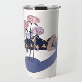 Tes Mots D'Amour - Colour version Travel Mug