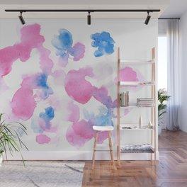 18015 Watercolour Abstract Wp 12 Wall Mural