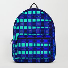 Blue in Shadows Backpack