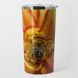 bee Grounded Travel Mug