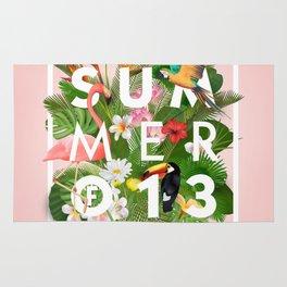 SUMMER of 13 Rug