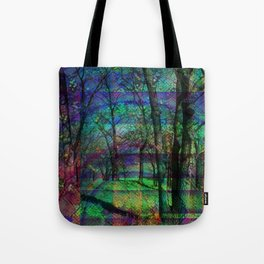 Forest Trip Tote Bag