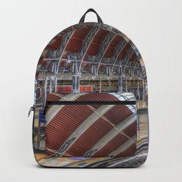 Paddington Station London Backpack
