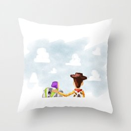ToyStory Throw Pillow