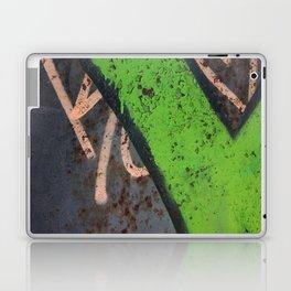 Rustin' piece Laptop & iPad Skin